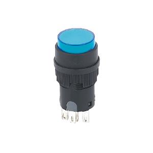 PX16SA-G11(22)-CB-PC金属按钮开关